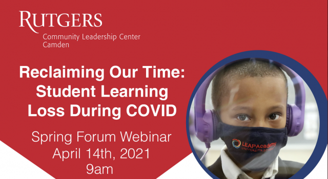 Reclaiming Our Time: Student Learning Loss During COVID