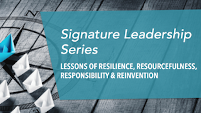 RBS Signature Leadership Series