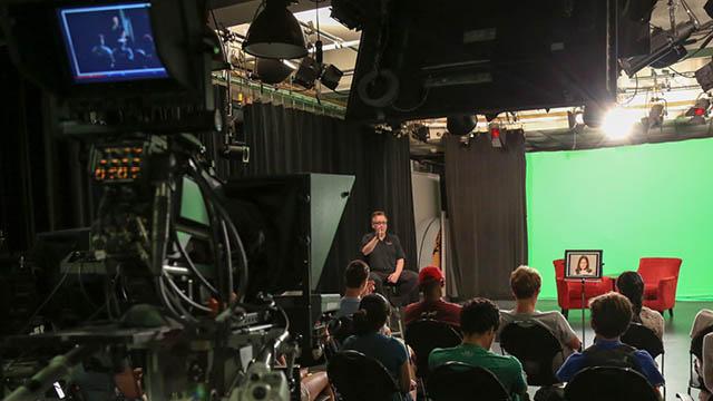 Rutgers iTV Studio