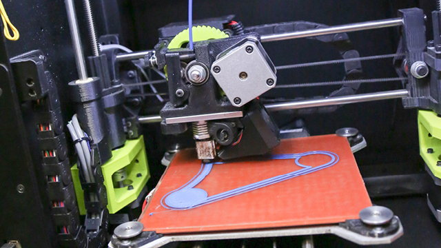 Rutgers Makerspace 3D Printer